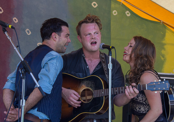 The Lone Bellow (photo credit: Econosmith)