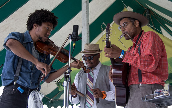 Dom Flemons (photo credit: Econosmith)